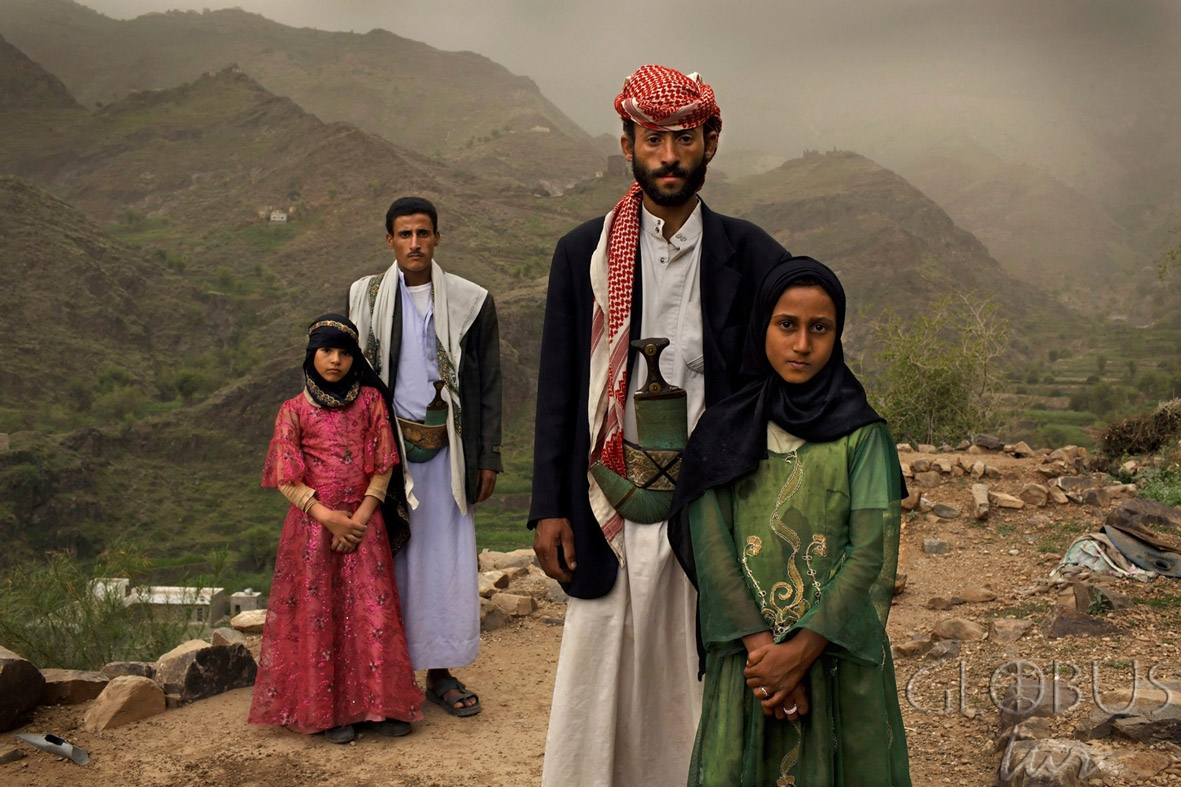 the problem of arranged marriages among young yemen women and girls