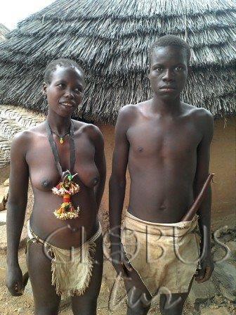 Секс в племенах раньше