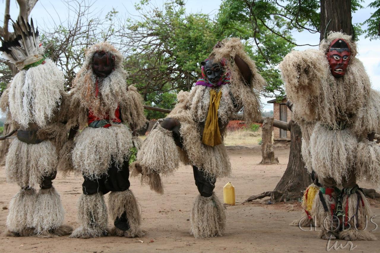 Поздравление от племени тумба юмба