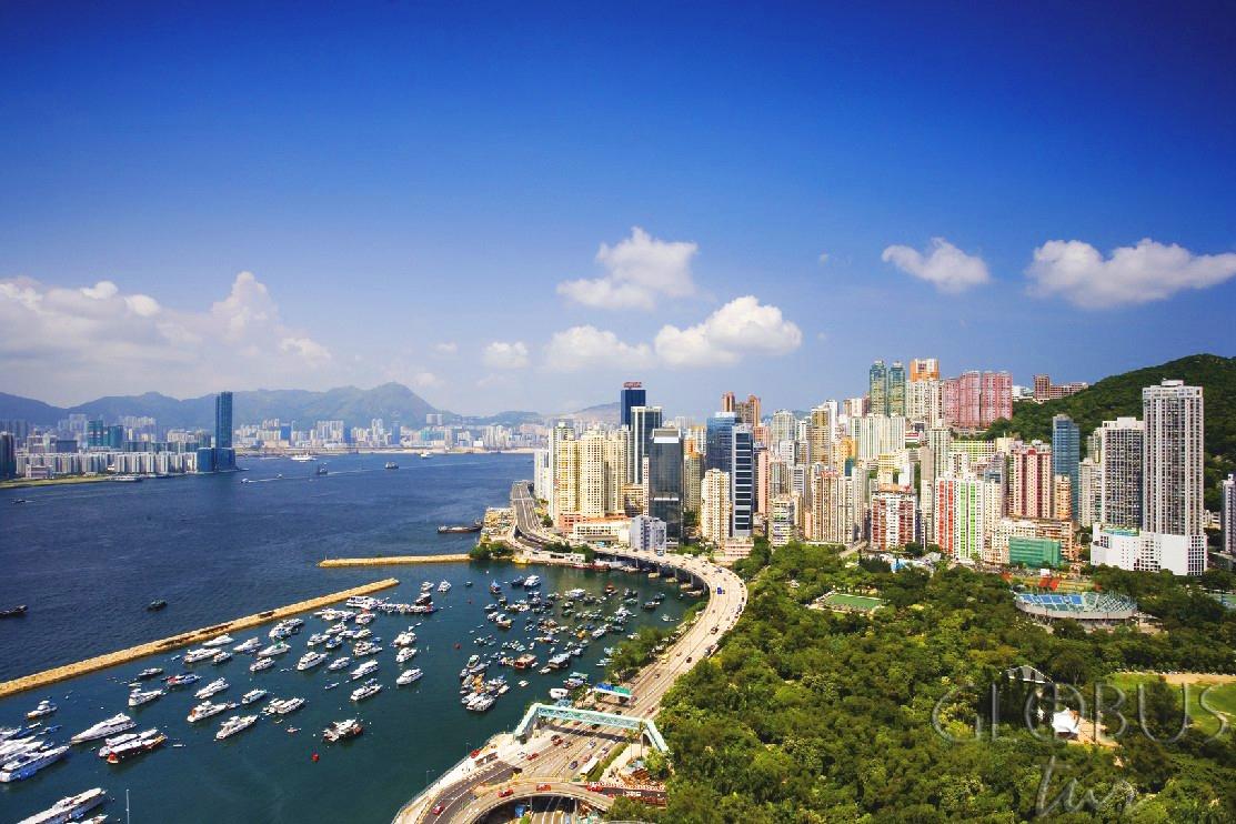 Гонконг: Фотогалерея » Гонконг