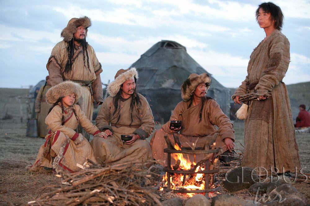Монголы фото людей