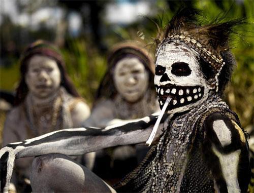 Папуа – Новая Гвинея